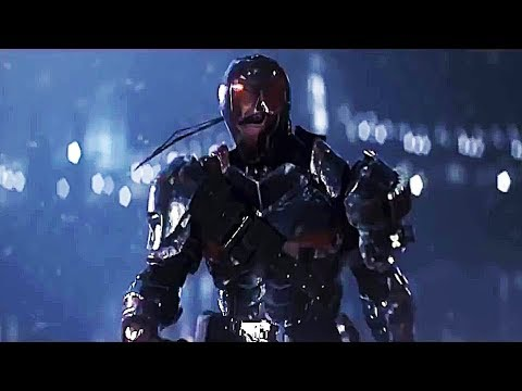 Batman vs Deathstroke Fight | Batman: Arkham Origins