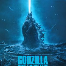 Годзилла 2: Король монстров (2019)