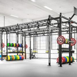 Мечта – личный большой зал для тренировок / Бэт-пещера