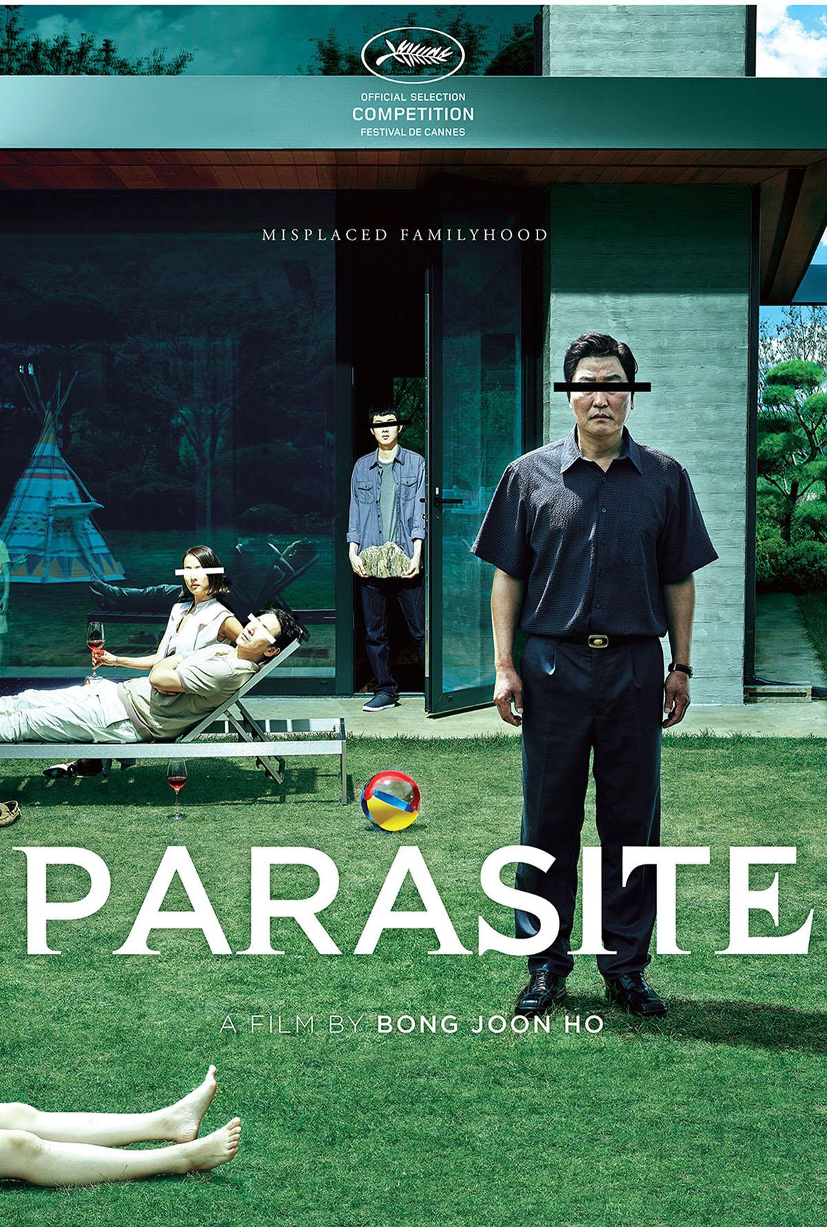Паразиты (2019)