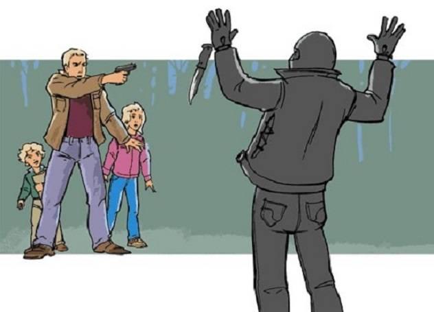 Самооборона в России: жизнь или свобода?