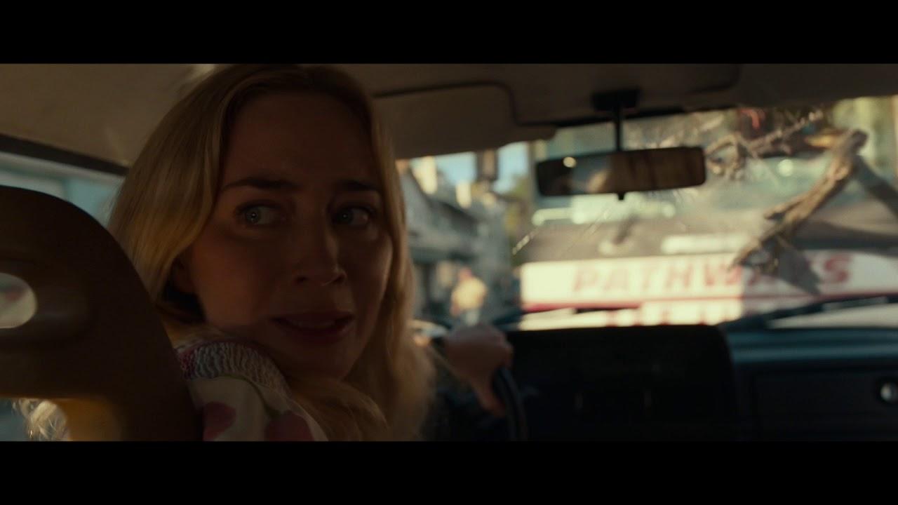 Трейлер: Тихое Место 2 (2020)