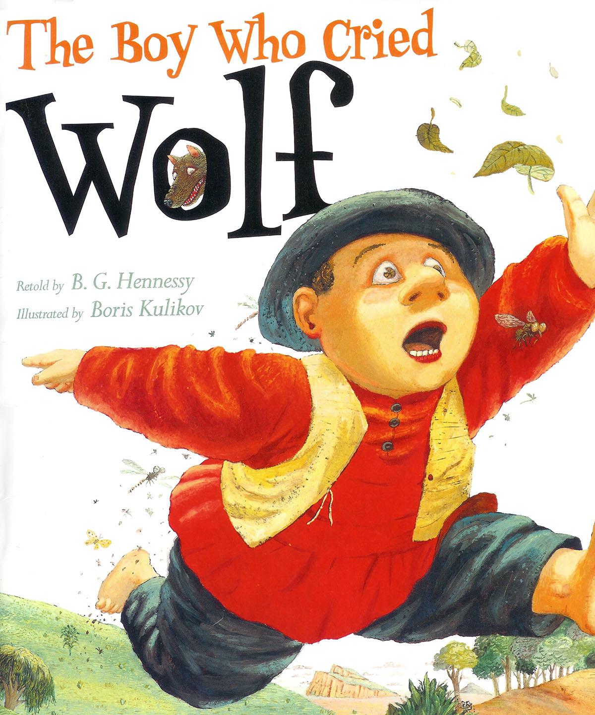 """""""Волки-волки""""... Орущие без причины дети"""