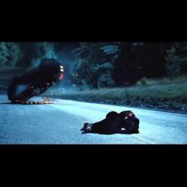 Момент из фильма Казино Рояль (2006): Переворот машины