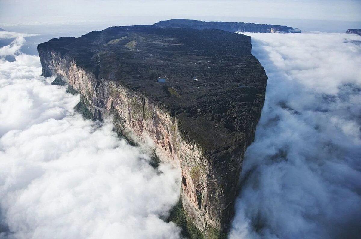 Гора / плато Рорайма