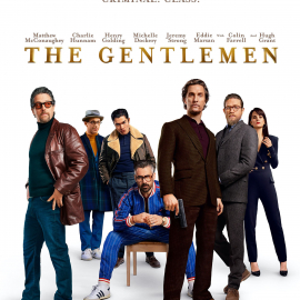 Джентльмены (2019)
