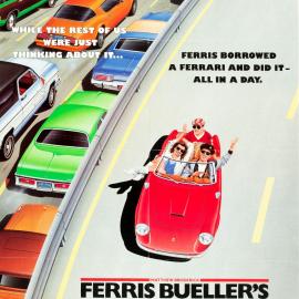 Феррис Бьюллер берёт выходной (1986)