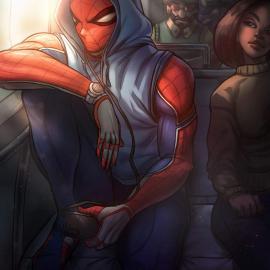 Человек-Паук: Когда всё надоело