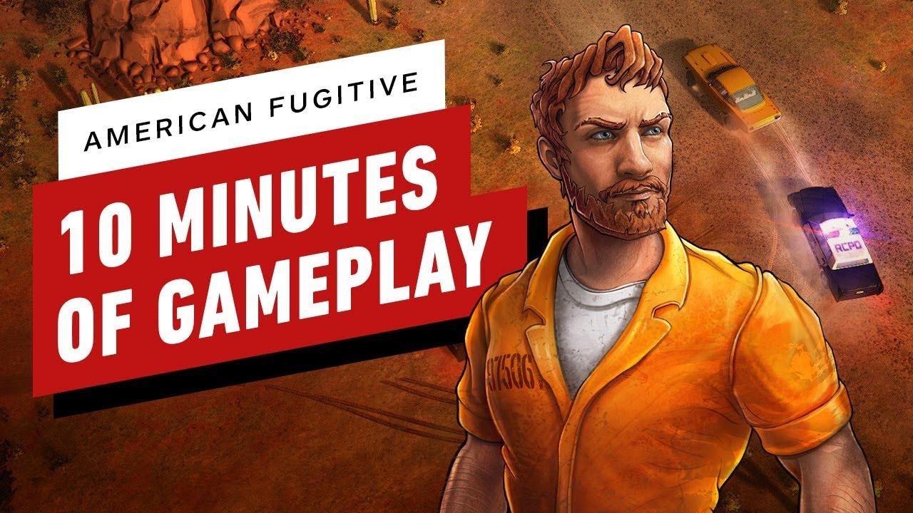 American Fugitive: Дань уважения GTA 1 и GTA 2