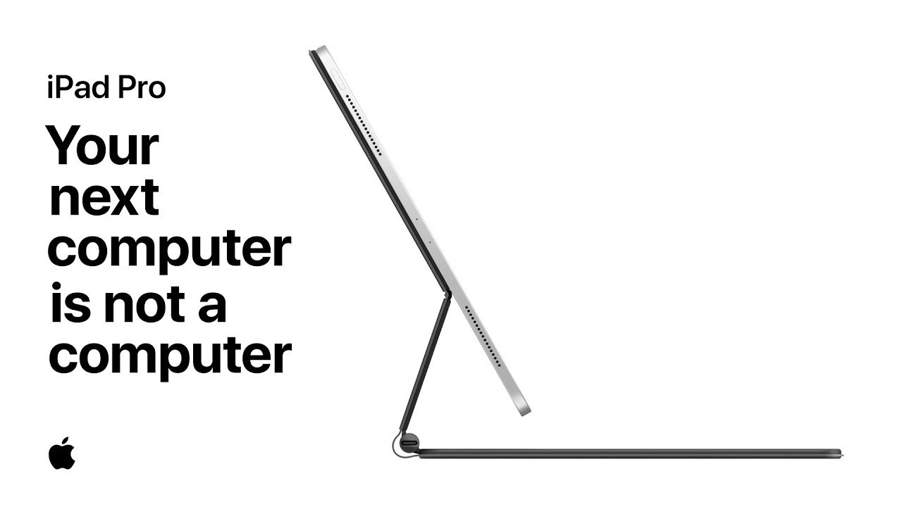 iPad Pro – Your next computer is not a computer