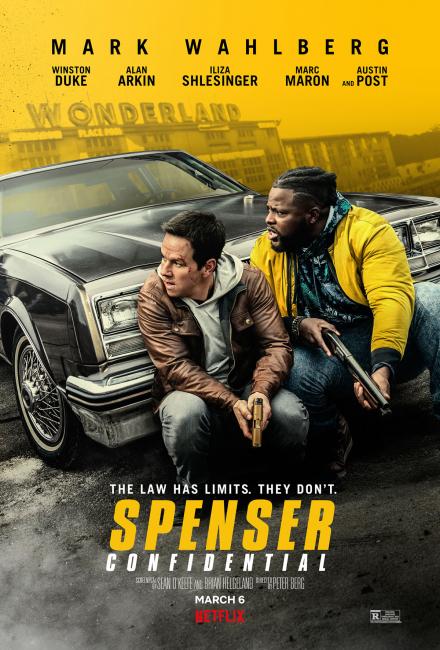 Правосудие Спенсера (2020)
