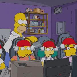 Симпсоны и киберспорт