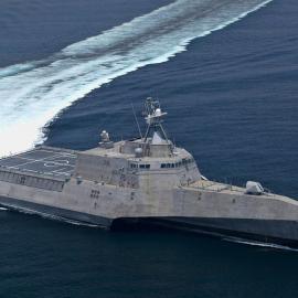 Боевой корабль прибрежной зоны (Littoral Combat Ship)