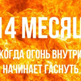 ⚡️ Итоги месяца тренировок #14