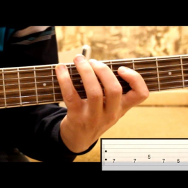 The White Stripes – Seven Nation Army: Как играть на акустической гитаре