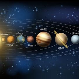Мама всегда запрещала мне, юному следопыту, узнавать названия планет