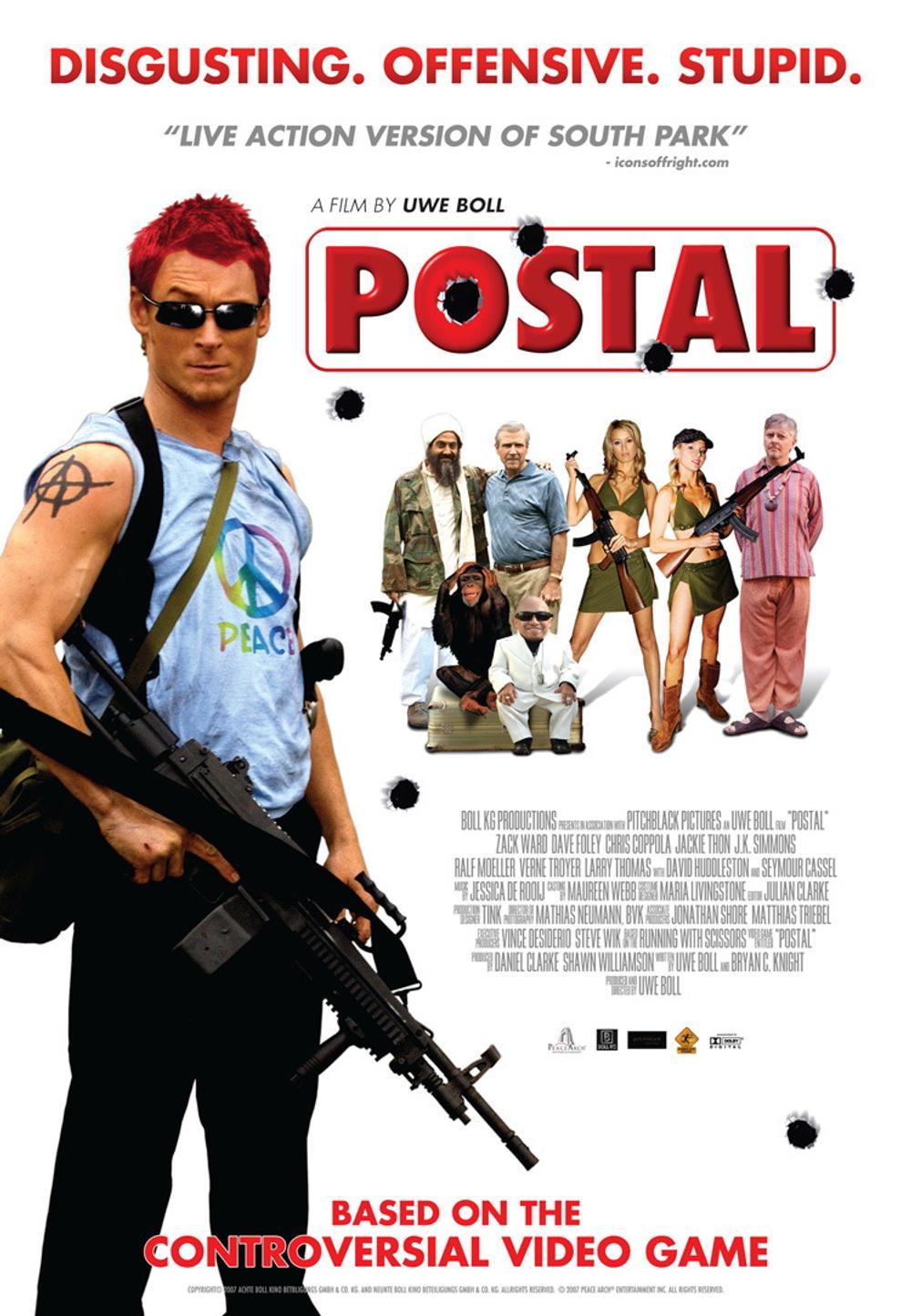 Постал (2007)