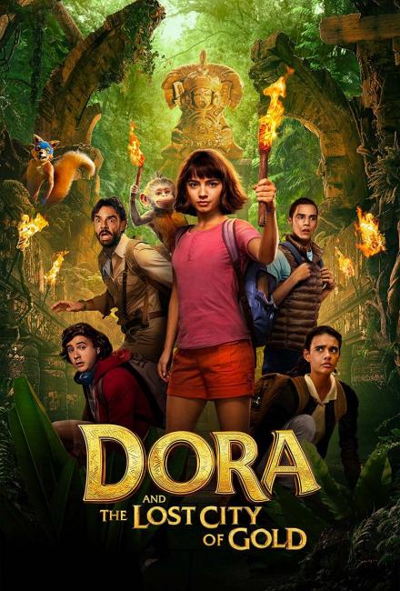 Дора и Затерянный город (2019)