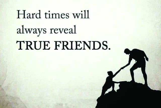 """Когда ты успешен – вокруг много """"друзей"""". Когда ты в беде – рядом никого"""