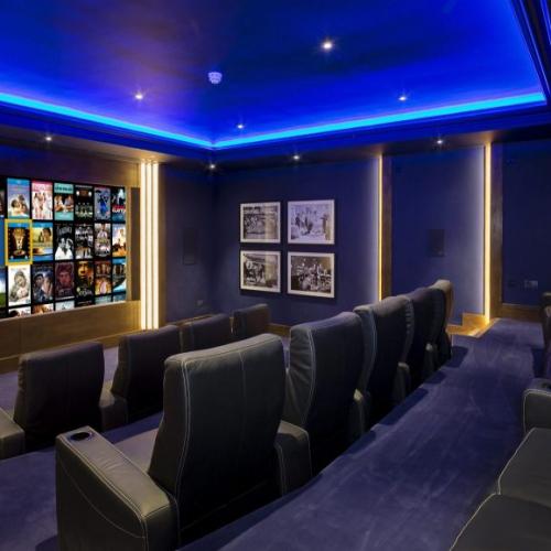 Кино нужно смотреть в кинотеатре!
