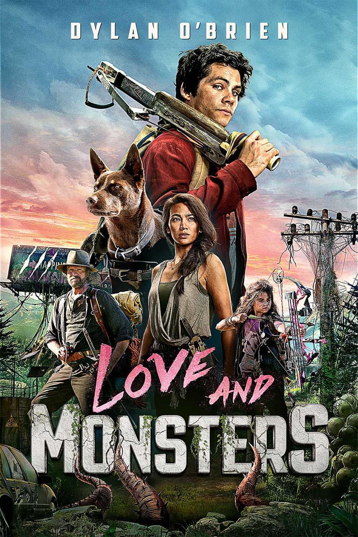 Любовь и монстры (2020)