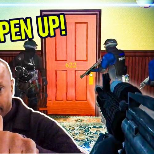 Агент ФБР разбирает игру SWAT 4