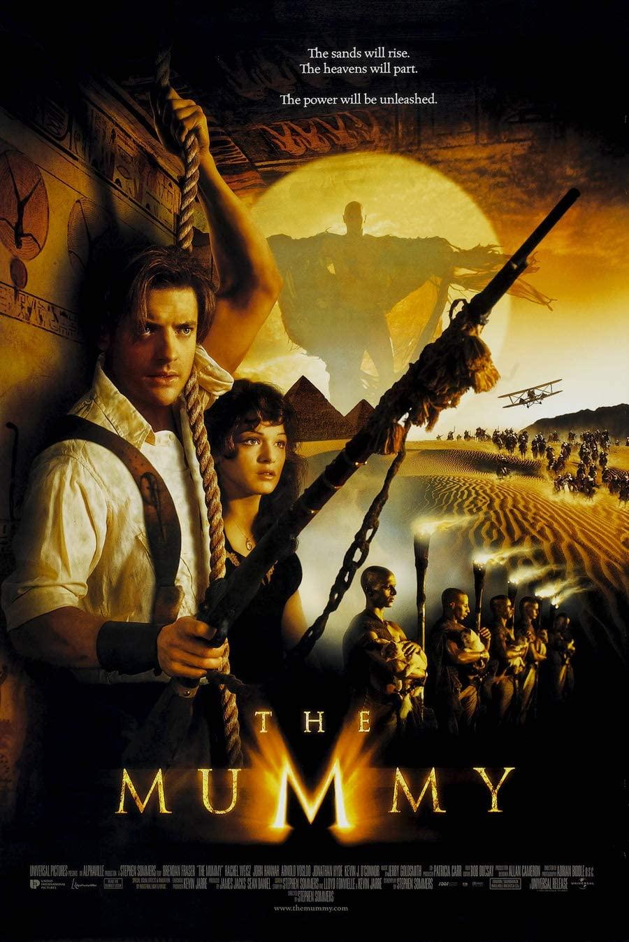 Мумия (1999)