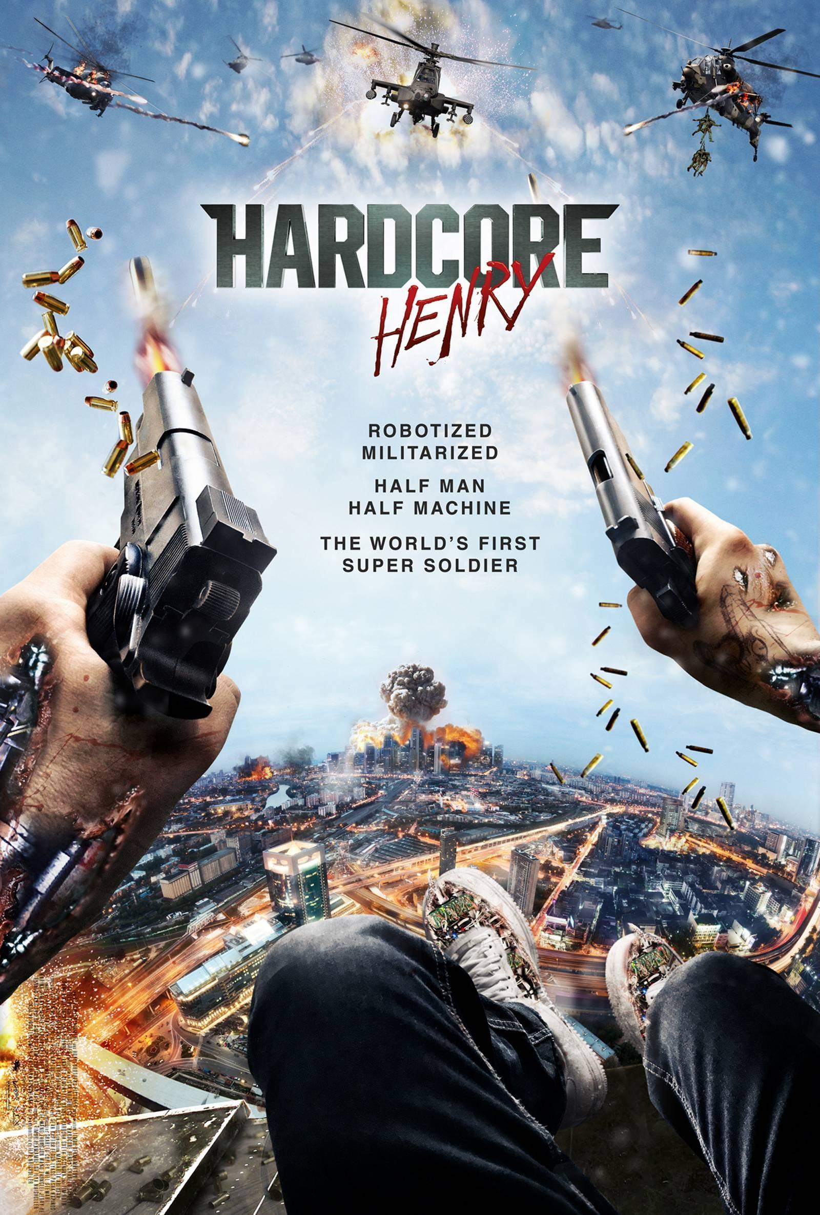 Хардлайн (2016)