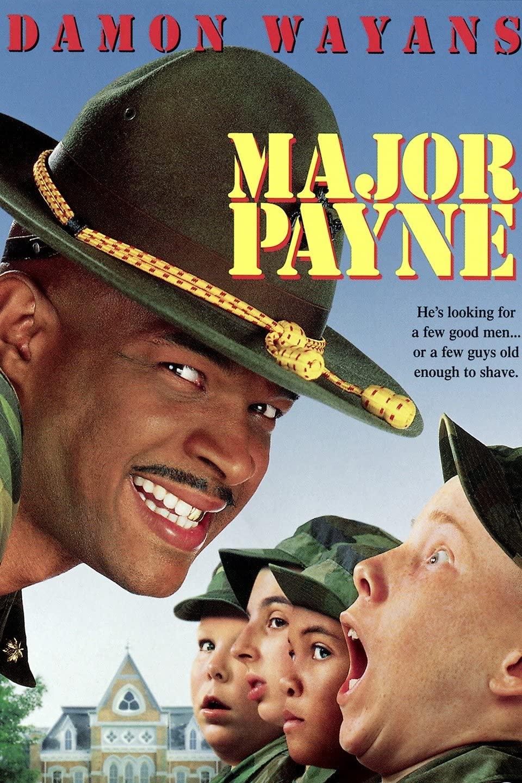 Майор Пэйн (1995)