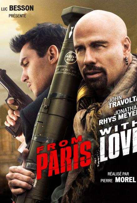 Из Парижа с любовью (2010)