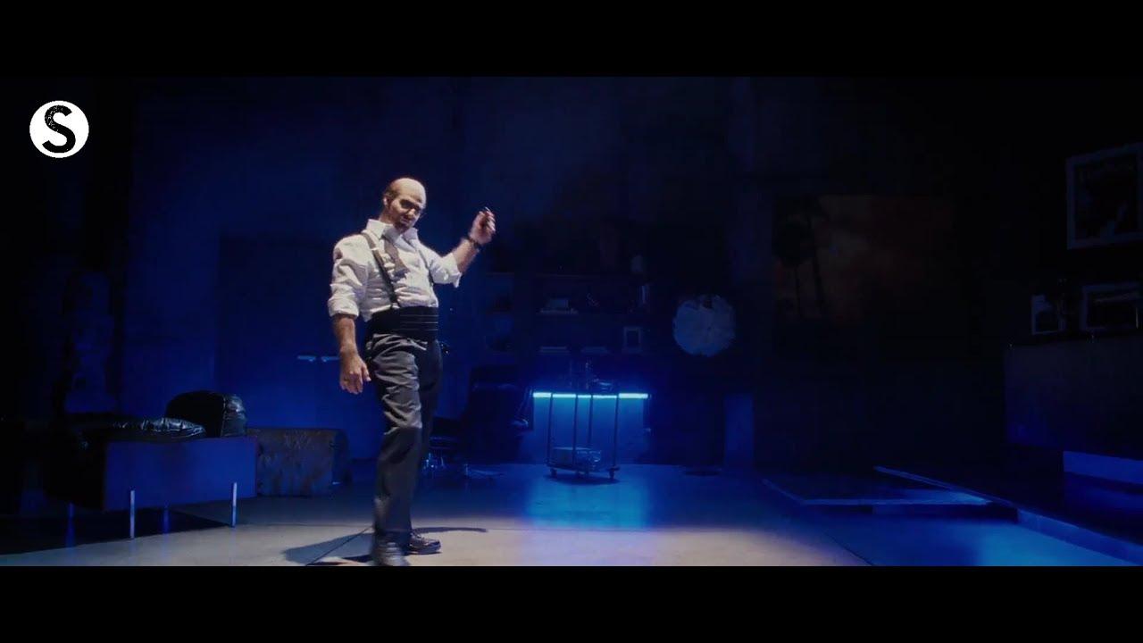 Момент из фильма Солдаты неудачи (2008): Танец Леса Гроссмана