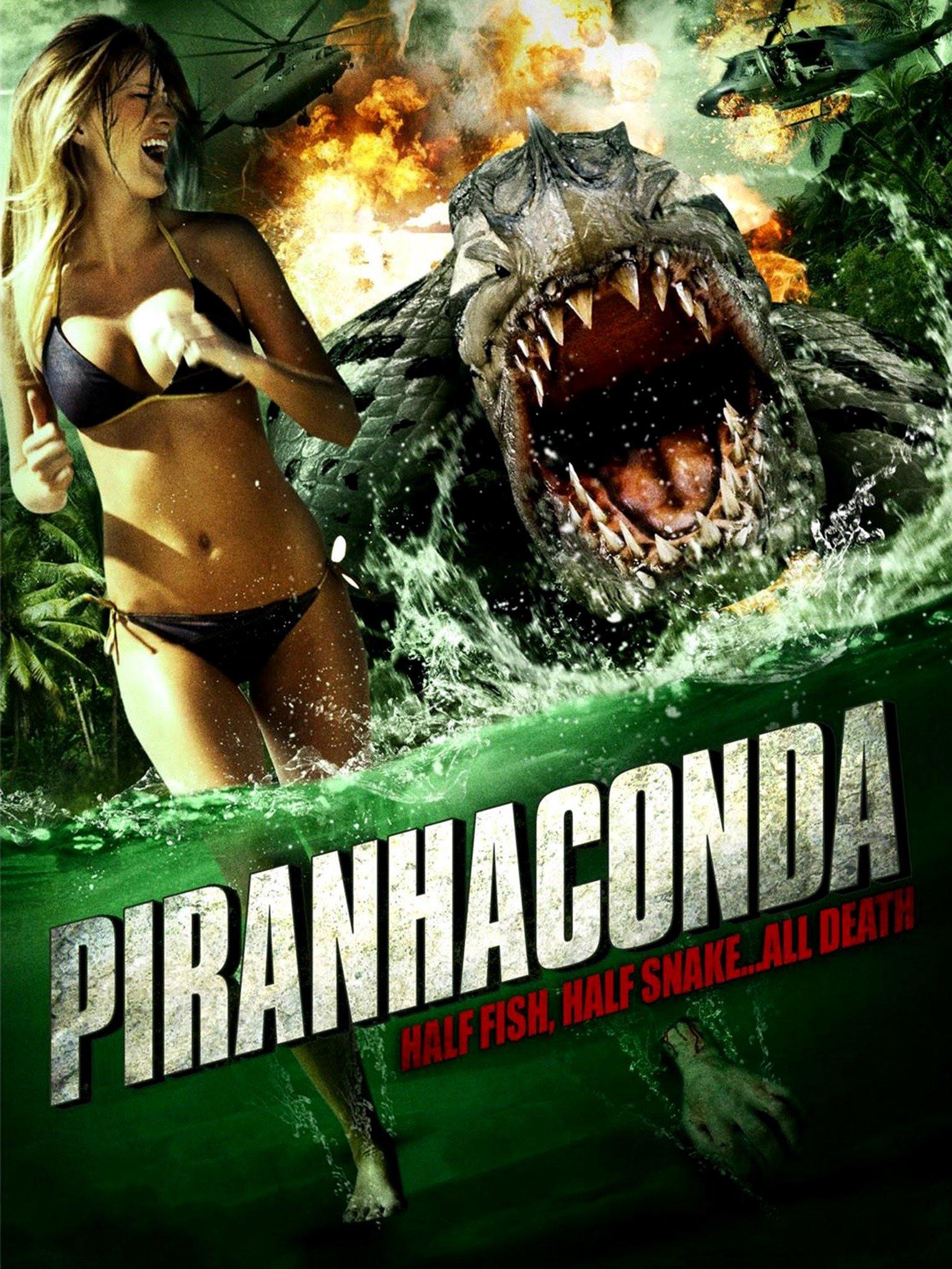 Пираньяконда (2012)