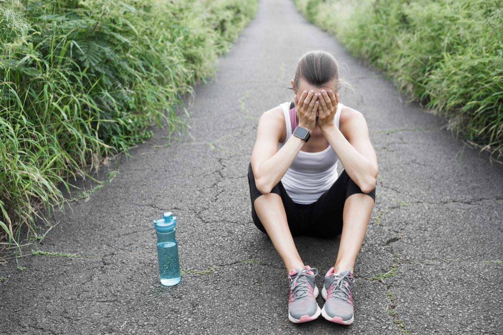 Письмо журнала Марафонец: Как бег помогает бороться со стрессом